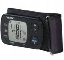 OMRON RS6 (HEM-6221-D) wrist blood pressure monitor