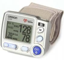OMRON RX Genius 637IT (HEM-637-E2) Wrist Blood Pressure Monitor