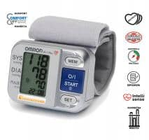 OMRON R3-I Plus (HEM-6022-E) Wrist Blood Pressure Monitor