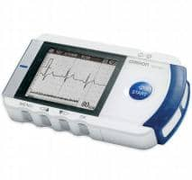 OMRON HCG-801E Basis Portable Single Channel ECG