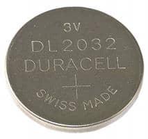 Battery CR 2032