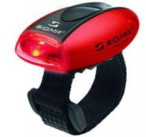SIGMA Micro Red Safety Light