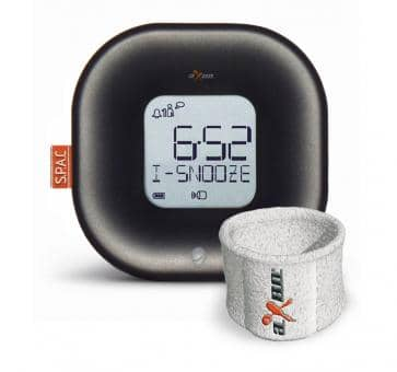 Return aXbo SINGLE CARBON METALLIC Sleep Phase Alarm Clock