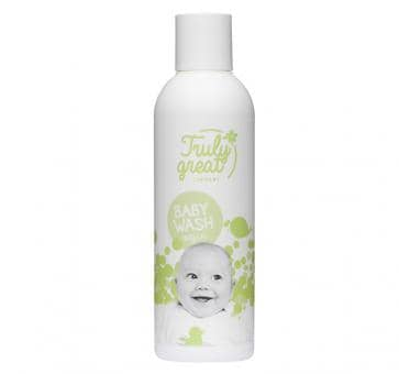Truly Great Baby Washlotion 200m