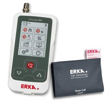 ERKA Erkameter 125 Pro Upper Arm Blood Pressure Monitor, Gre