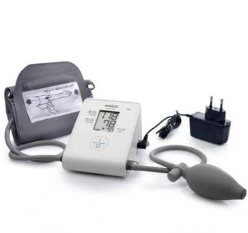 OMRON HEM-SOLAR Solar Upper Arm Blood Pressure Monitor