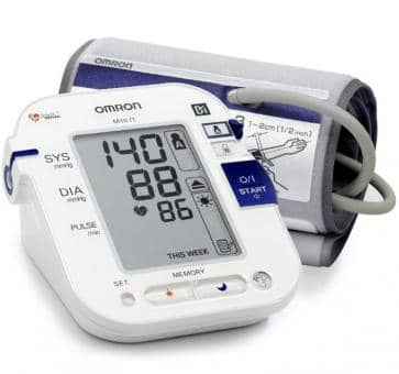 OMRON M10-IT (HEM-7080IT-E) Upper Arm Blood Pressure Monitor