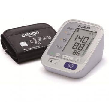 Return OMRON M400 (HEM-7131-D) Upper Arm Blood Pressure Monitor