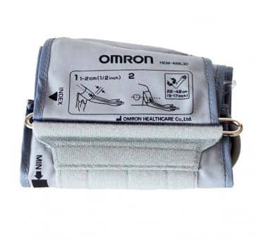 OMRON M+ Universal cuff for M300, M400, M500  Upper Arm Bloo
