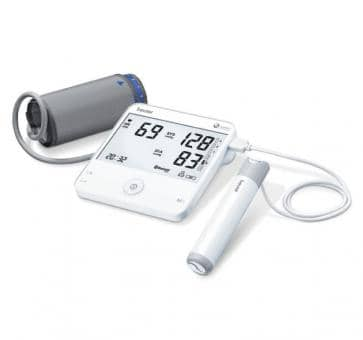 beurer BM 95 Bluetooth Upper Arm Blood Pressure Monitor