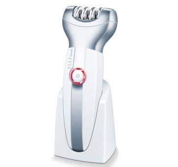 ELLE by beurer HLE 60 Epilator 3in1