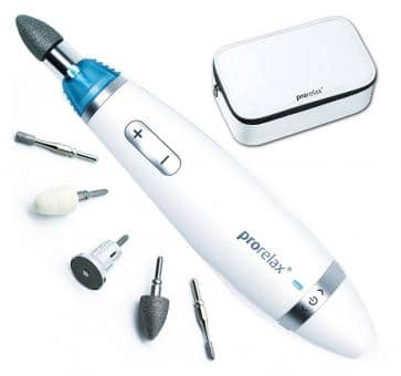 Return prorelax 41540 Manicure-Pedicure-Set perfect