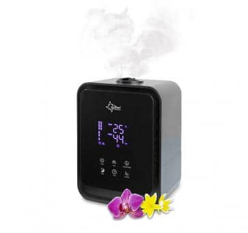 Return Suntec Monsun 6000 black humidifier