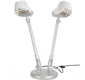 Innosol Boston Twin Light Therapy Lamp