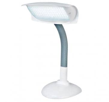 Return Lumie DeskLamp II (LED) Light Therapy Lamp