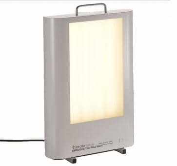 Return sanalux SAN 30 Light Therapy Lamp