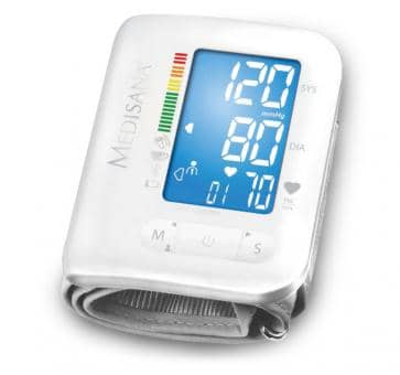 Medisana BW 300 connect Wrist Blood Pressure Monitor