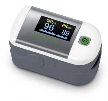 Return Medisana PM 100 Pulse Oximeter