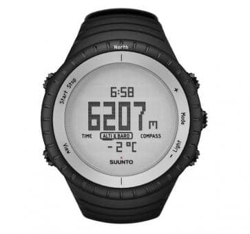 Suunto Core Glacier Gray Sport Watch
