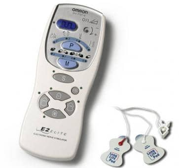 OMRON TENS E2 Elite Electronic Nerve Stimulator