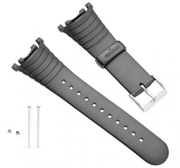 Suunto Vector Strap-Set Elastomer black
