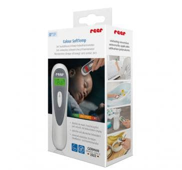 Return reer SoftTemp 3in1 Contactloze Infraroodthermometer