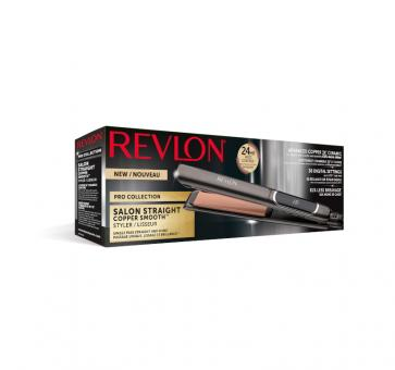 Revlon Pro Collection Salon Straight Copper Smooth stijltangen