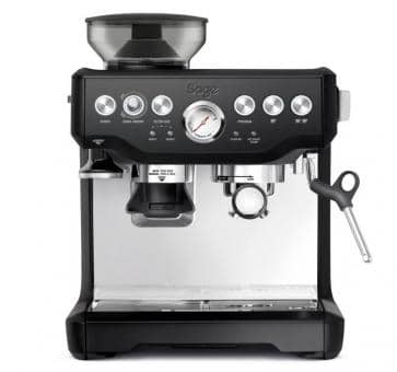 Sage The Barista Express Espresso Machine Zwart