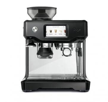 Sage the Barista Touch Espresso machine glanzend zwart