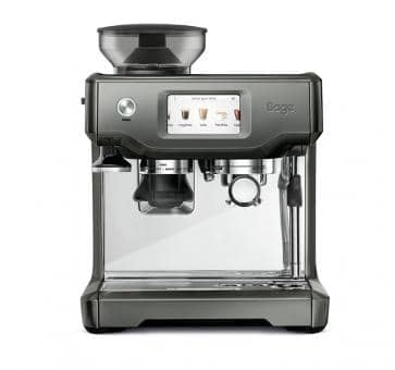 Sage the Barista Touch Espresso machine antraciet