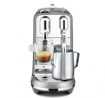 Sage The Creatista Plus Nespresso Machine Anthraciet