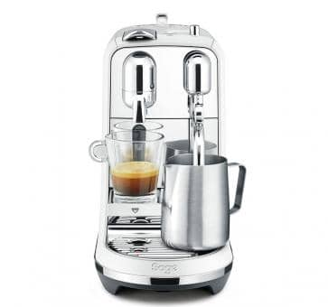 Sage The Creatista Plus Nespresso Machine Wit