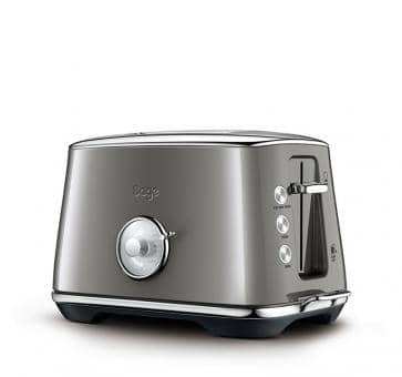 Sage the Toast Select Luxe Broodrooster antraciet