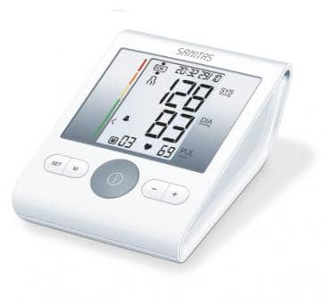 Sanitas SBM 22 Upper Arm Blood Pressure Monitor