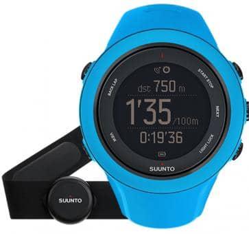 Suunto Ambit3 Sport Blue (HR) Wrist Computer