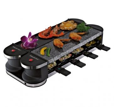 Return Suntec RAC-8069 Flex8 Raclette-Set