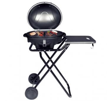 Return Suntec BBQ-9493 kettle / table grill