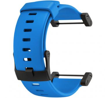 Suunto Core Blue Rubber Strap