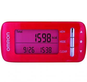 OMRON CaloriScan Activity Monitor HJA-306-EPK pink