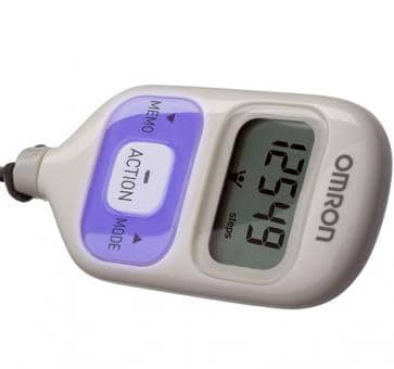OMRON Walking Style III (HJ-203-EV) Pedometer violet