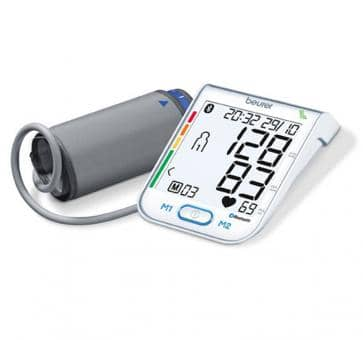 beurer BM 77 Upper Arm Blood Pressure Monitor with Bluetooth